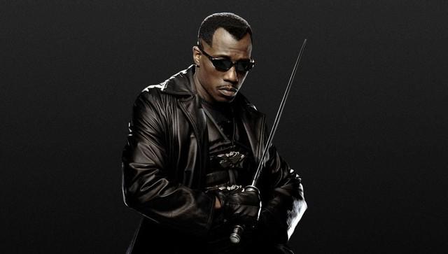 Blade, gã sát thủ săn ma cà rồng trong Phase 4 Marvel tới đây sở hữu sức mạnh nguy hiểm như thế nào? - Ảnh 1.