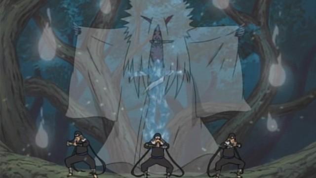 Naruto: 3 nhân vật từng sử dụng Thi Quỷ Phong Tận, cấm thuật nguy hiểm khiến Orochimaru phải mất đi cánh tay - Ảnh 1.