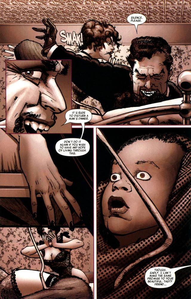 Blade, gã sát thủ săn ma cà rồng trong Phase 4 Marvel tới đây sở hữu sức mạnh nguy hiểm như thế nào? - Ảnh 3.