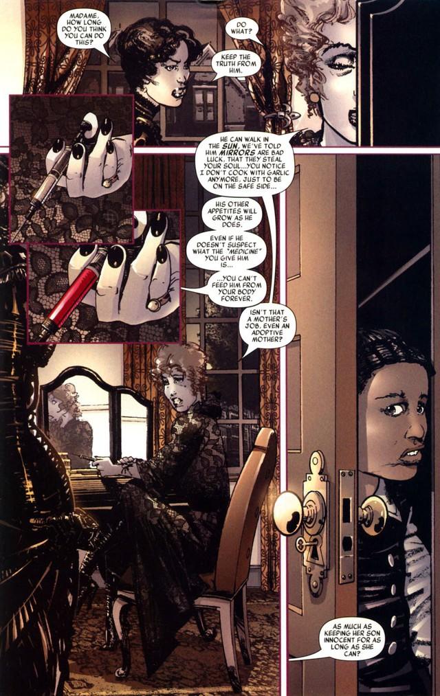 Blade, gã sát thủ săn ma cà rồng trong Phase 4 Marvel tới đây sở hữu sức mạnh nguy hiểm như thế nào? - Ảnh 4.