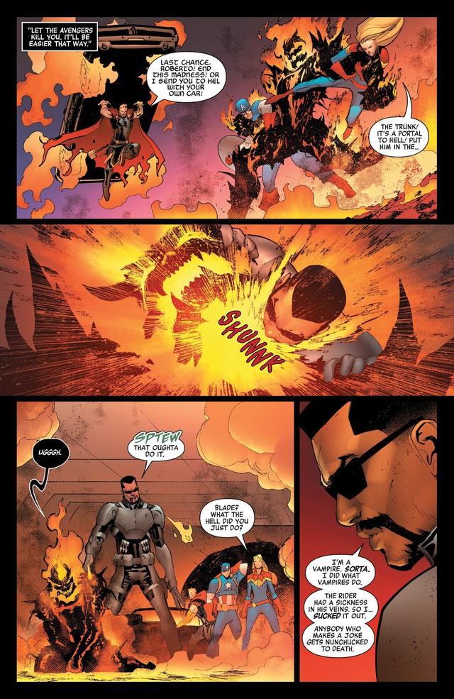 Blade, gã sát thủ săn ma cà rồng trong Phase 4 Marvel tới đây sở hữu sức mạnh nguy hiểm như thế nào? - Ảnh 9.