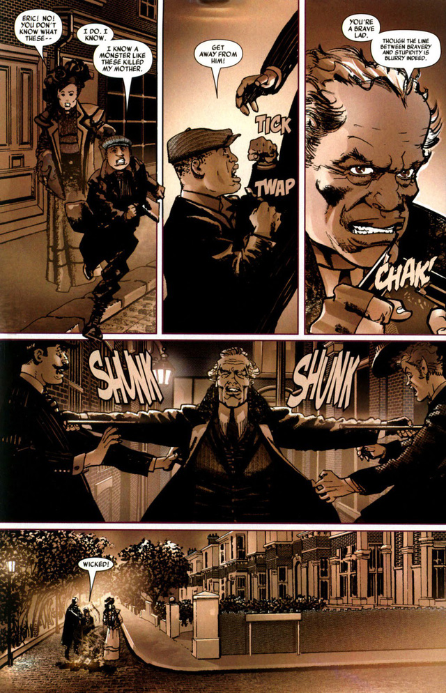 Blade, gã sát thủ săn ma cà rồng trong Phase 4 Marvel tới đây sở hữu sức mạnh nguy hiểm như thế nào? - Ảnh 5.
