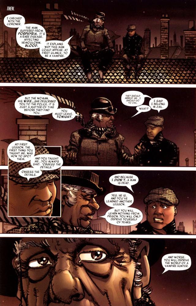 Blade, gã sát thủ săn ma cà rồng trong Phase 4 Marvel tới đây sở hữu sức mạnh nguy hiểm như thế nào? - Ảnh 6.