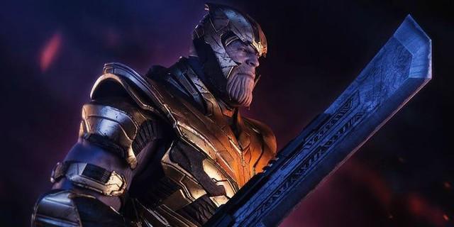 Có phải thanh kiếm của Thanos trong Endgame được tạo ra bởi các Celestial? - Ảnh 1.
