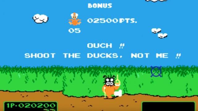 Những bí mật có thể nhiều người chưa biết về Duck Hunt - tựa game bắn vịt huyền thoại của tuổi thơ - Ảnh 2.