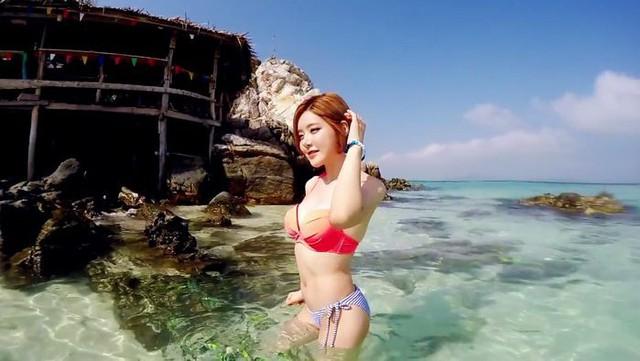 Ngắm nhìn vòng một khủng của DJ Soda - thiên thần âm nhạc của Hàn Quốc - Ảnh 11.