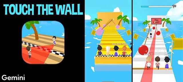 Touch the Wall - Game miễn phí chuyên trị bệnh thừa thời gian - Ảnh 1.