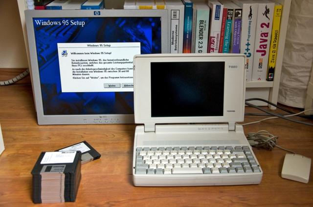 Không cần nâng cấp phần cứng, đã có thời người ta chỉ cần di chuột liên tục cũng khiến PC chạy nhanh và mượt hơn - Ảnh 1.
