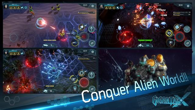 Game bắn súng giả tưởng siêu đẹp mắt Gigantic X đã chính thức mở cửa miễn phí - Ảnh 2.