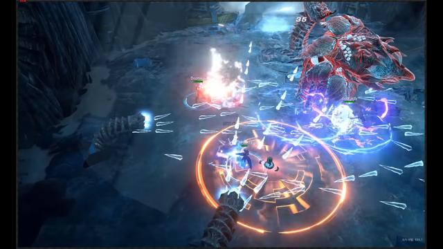 Game bắn súng giả tưởng siêu đẹp mắt Gigantic X đã chính thức mở cửa miễn phí - Ảnh 4.