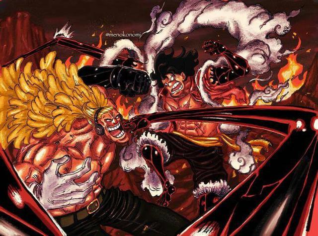 One Piece: Luffy bộc phát hình thức mới của Gear 4 để chiến đấu với Bullet trong Stampede? - Ảnh 2.