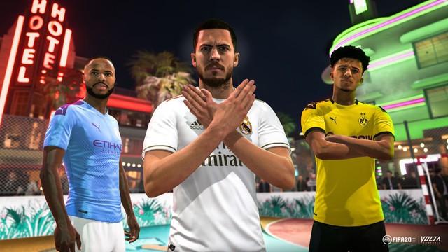Đánh giá nhanh ông vua game bóng đá - FIFA 20 - Ảnh 7.