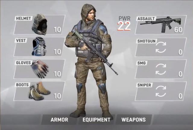Warface Mobile - Siêu phẩm FPS bước vào thử nghiệm với con bài tẩy Battle Royale - Ảnh 2.