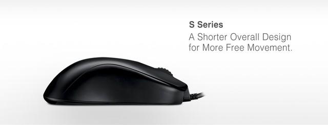 BenQ ZOWIE S Series - vũ khí hạng nặng mới dành cho game thủ - Ảnh 1.
