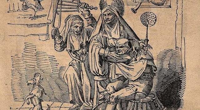 Những công việc đẫm máu, quái dị của thợ cạo tóc thời trung cổ - Ảnh 5.
