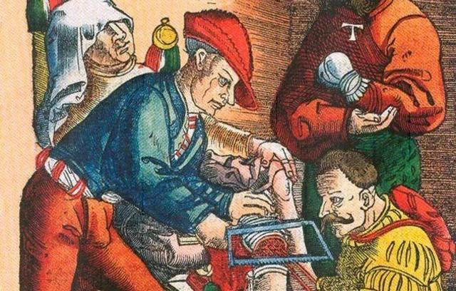 Những công việc đẫm máu, quái dị của thợ cạo tóc thời trung cổ - Ảnh 6.