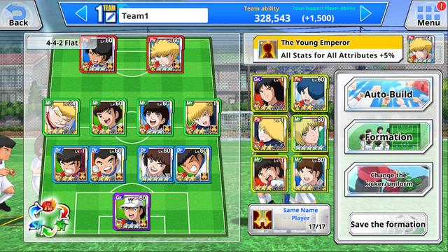 Game mobile bóng đá Captain Tsubasa ZERO: Miracle Shot tiến hành mở đăng ký - Ảnh 1.