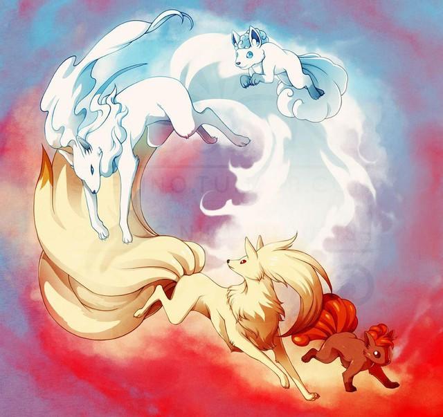 4 loài Pokemon được lấy cảm hứng từ truyền thuyết Nhật Bản - Ảnh 5.