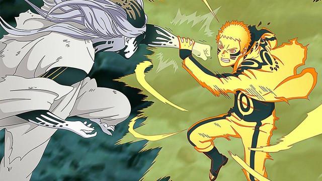 Naruto: Lác mắt với đủ loại biến thể Chakra Mode siêu ngầu của Hokage Đệ Thất - Ảnh 8.