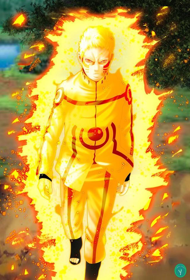 Naruto: Lác mắt với đủ loại biến thể Chakra Mode siêu ngầu của Hokage Đệ Thất - Ảnh 10.