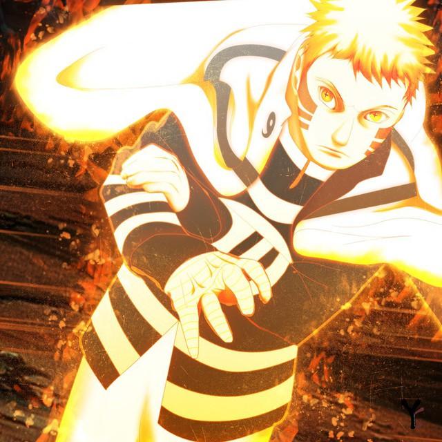 Naruto: Lác mắt với đủ loại biến thể Chakra Mode siêu ngầu của Hokage Đệ Thất - Ảnh 5.