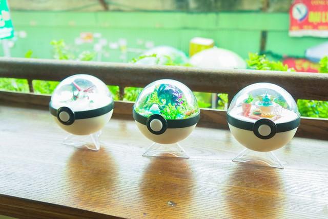 PokeCraft: Những trái Pokeball đẹp lung linh của nhóm bạn trẻ Việt yêu Pokemon - Ảnh 1.