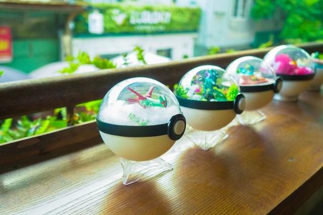 PokeCraft: Những trái Pokeball đẹp lung linh của nhóm bạn trẻ Việt yêu Pokemon - Ảnh 3.