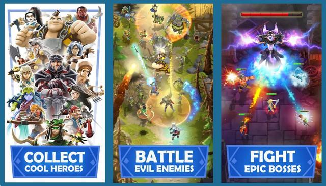 Darkfire Heroes - Game mobile chiến thuật thẻ bài do cha đẻ của World of Tank phát triển - Ảnh 3.