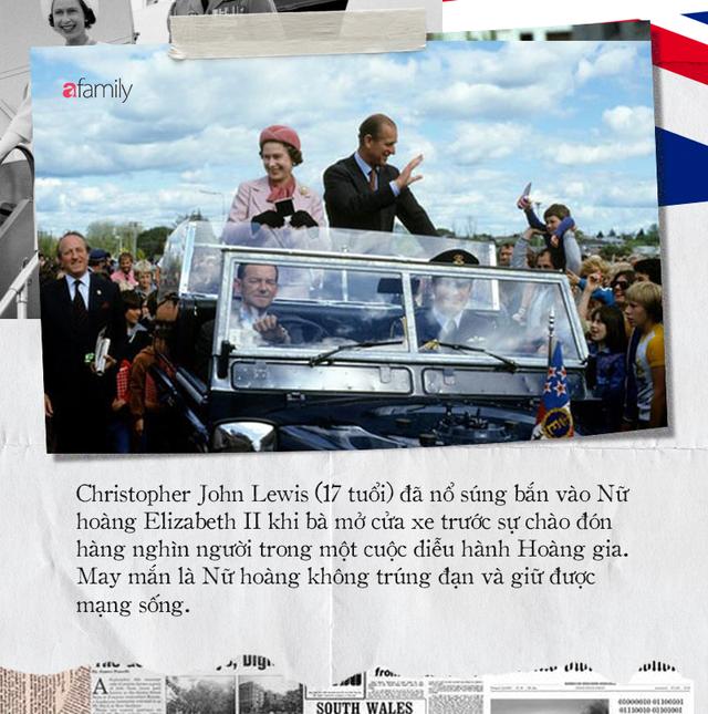 Hai vụ ám sát hụt bị giấu kín gần 40 năm: Chỉ trong 1 năm Nữ hoàng Anh 2 lần suýt mất mạng, danh tính những kẻ chủ mưu không ai ngờ - Ảnh 2.
