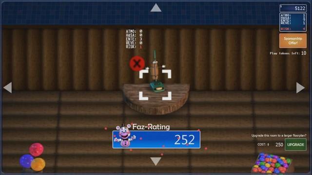 Game kinh dị nhưng cố làm kiểu vui vẻ Five Nights at Freddy's: Pizzeria Simulator đã mở cửa - Ảnh 2.