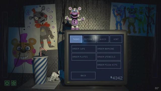 Game kinh dị nhưng cố làm kiểu vui vẻ Five Nights at Freddy's: Pizzeria Simulator đã mở cửa - Ảnh 4.
