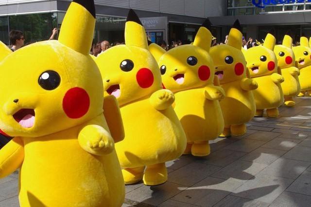 Top 4 Pokemon nổi tiếng nhất đối với những người không biết gì về... Pokemon - Ảnh 4.