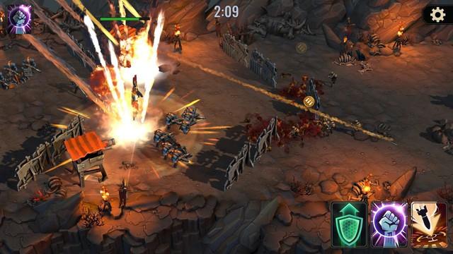 Cult of War - Game mobile thẻ bài với nhân vật chính là dàn chiến binh tộc Orc cực hấp dẫn - Ảnh 3.