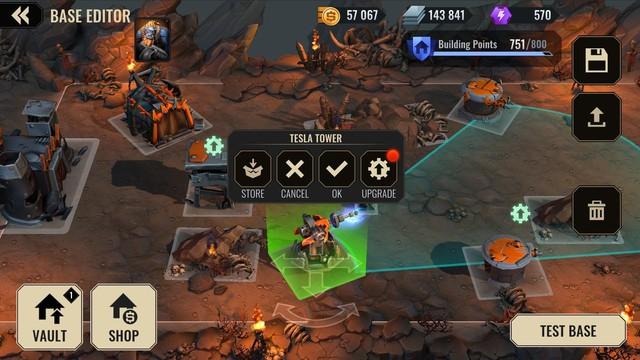 Cult of War - Game mobile thẻ bài với nhân vật chính là dàn chiến binh tộc Orc cực hấp dẫn - Ảnh 2.