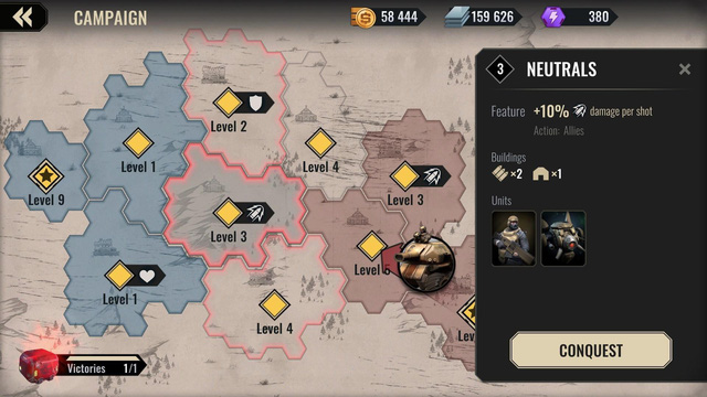 Cult of War - Game mobile thẻ bài với nhân vật chính là dàn chiến binh tộc Orc cực hấp dẫn - Ảnh 4.