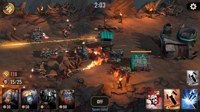 Cult of War - Game mobile thẻ bài với nhân vật chính là dàn chiến binh tộc Orc cực hấp dẫn - Ảnh 1.