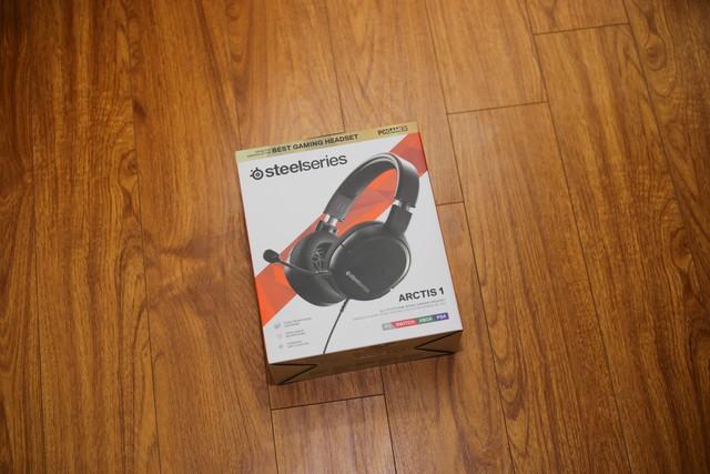 Đánh giá SteelSeries Arctis 1: Tai nghe gaming sừng sỏ trong tầm giá 1,4 triệu đồng - Ảnh 1.