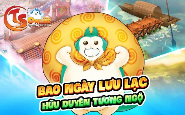TS Online Mobile hiện đã có mặt trên Google Play, sẵn sàng ra mắt game thủ Việt Nam - Ảnh 1.