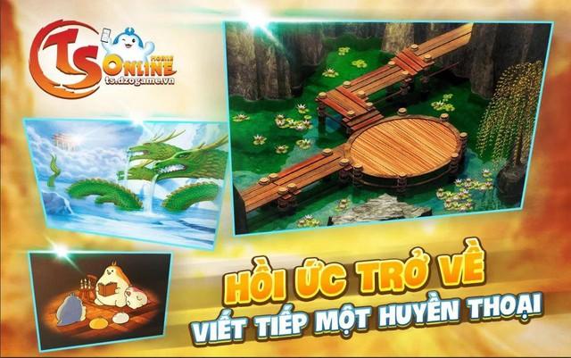 TS Online Mobile hiện đã có mặt trên Google Play, sẵn sàng ra mắt game thủ Việt Nam - Ảnh 2.