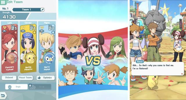 Pokemon Masters - Game mobile chiến thuật 3v3 xoay quanh các Trainer chính thức ra mắt - Ảnh 3.