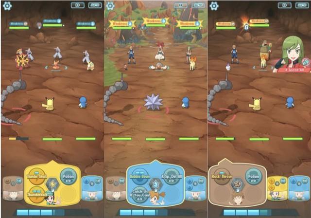 Pokemon Masters - Game mobile chiến thuật 3v3 xoay quanh các Trainer chính thức ra mắt - Ảnh 4.