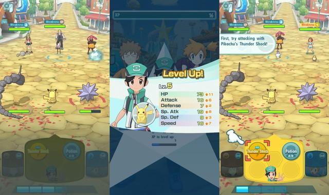 Pokemon Masters - Game mobile chiến thuật 3v3 xoay quanh các Trainer chính thức ra mắt - Ảnh 1.