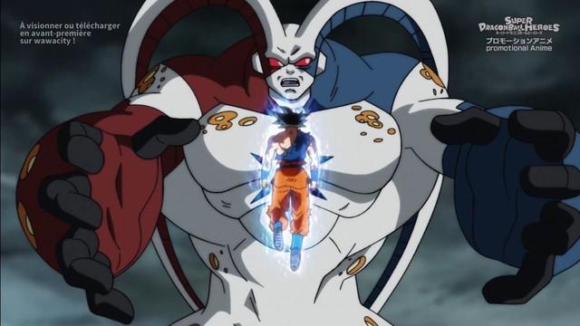 Super Dragon Ball Heroes: Sức mạnh của Hạt giống vũ trụ được hé lộ và âm mưu của Hearts nhằm lật đổ Grand Zeno - Ảnh 4.