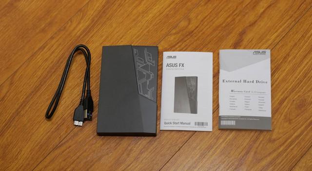 Đánh giá HDD Asus FX 1TB - Ổ cứng di động đẹp tuyệt, đem đi đâu copy game thì ai cũng phải nhìn - Ảnh 2.