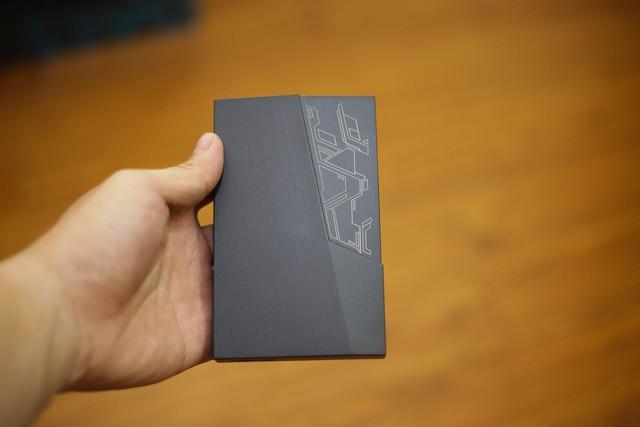 Đánh giá HDD Asus FX 1TB - Ổ cứng di động đẹp tuyệt, đem đi đâu copy game thì ai cũng phải nhìn - Ảnh 3.