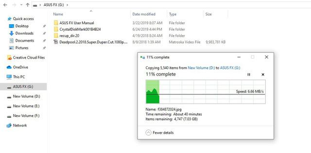 Đánh giá HDD Asus FX 1TB - Ổ cứng di động đẹp tuyệt, đem đi đâu copy game thì ai cũng phải nhìn - Ảnh 14.