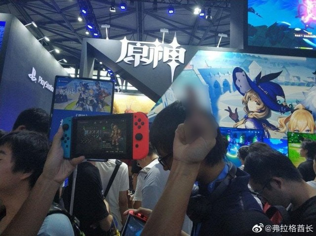 Phản đối game đạo nhái của Trung Quốc, người hâm mộ khủng bố NPH ngay tại hội chợ game - Ảnh 5.
