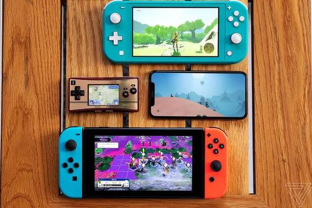 Trên tay Nintendo Switch Lite, hệ máy chơi game cầm tay giá rẻ dành cho học sinh sinh viên - Ảnh 2.