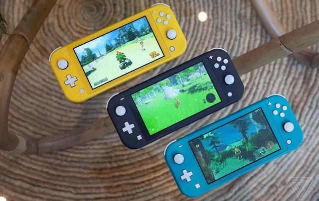 Trên tay Nintendo Switch Lite, hệ máy chơi game cầm tay giá rẻ dành cho học sinh sinh viên - Ảnh 4.