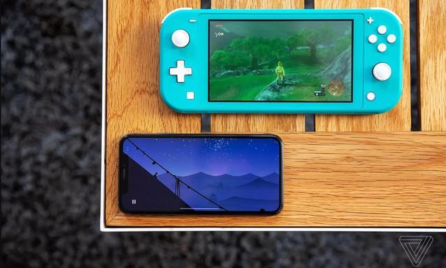 Trên tay Nintendo Switch Lite, hệ máy chơi game cầm tay giá rẻ dành cho học sinh sinh viên - Ảnh 9.